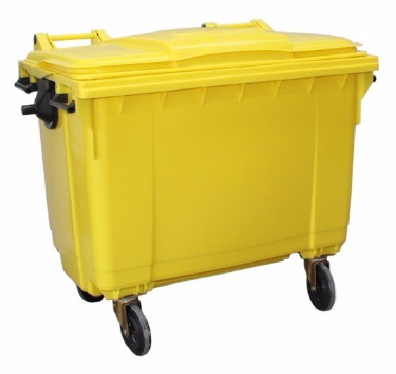 1100L Wheeled Waste Container