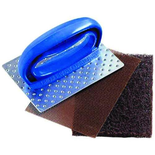 3M Griddle Pad Holder with Pad and Screen