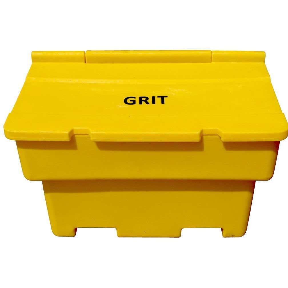 400 Litre Yellow Grit Bin