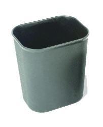 7L Fire resistant waste bin