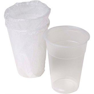 7oz Non Vending Plastic Cups