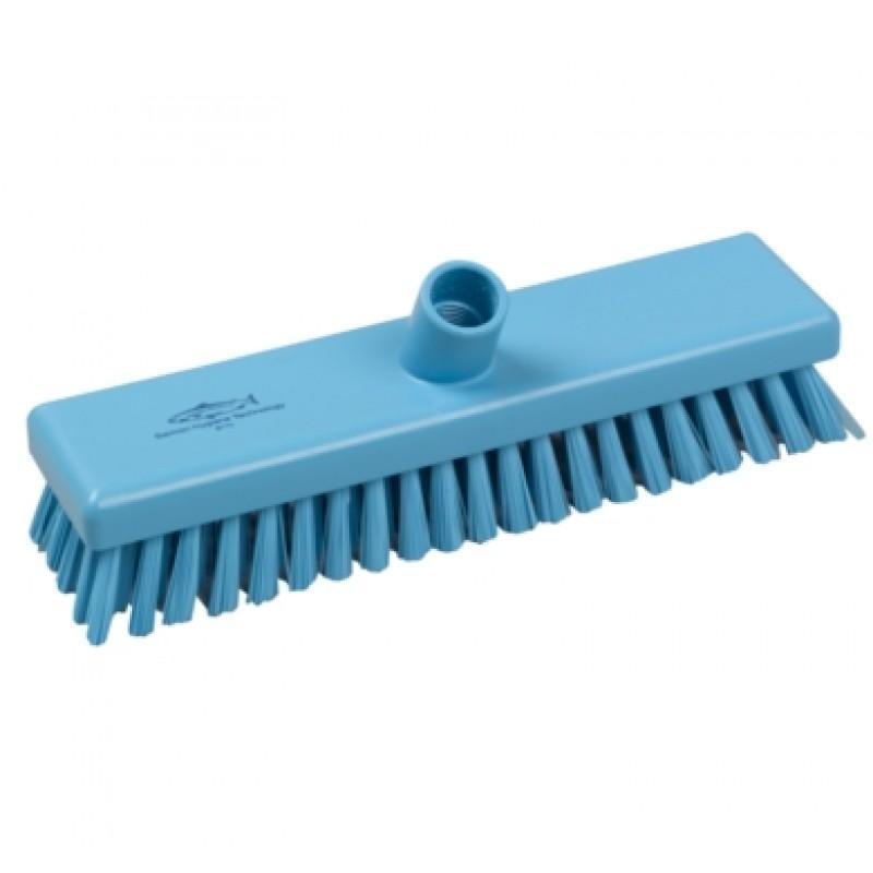 """9"""" Stiff Deck Scrub Brush"""
