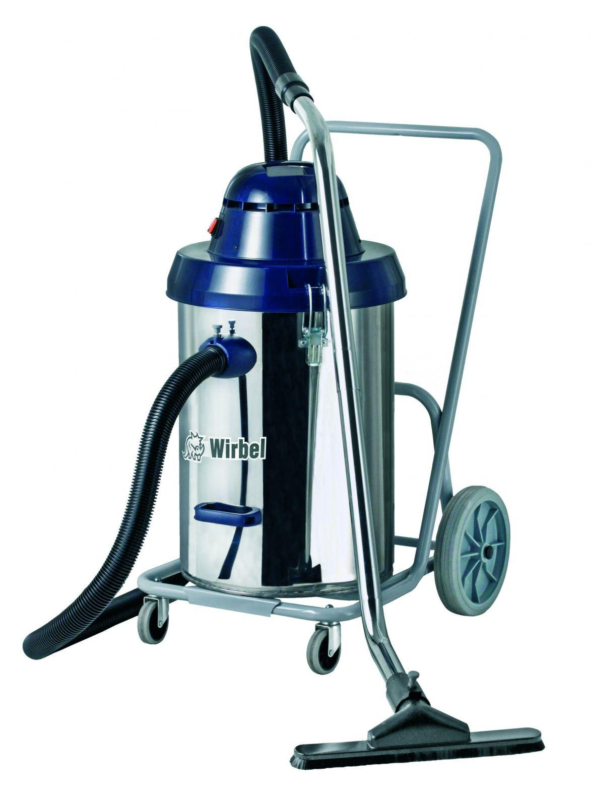 935 Inox Wet & Dry Vacuum with Castors