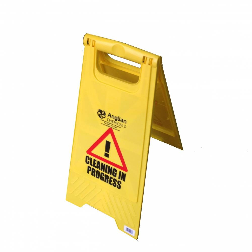 A-Frame Wet Floor Sign