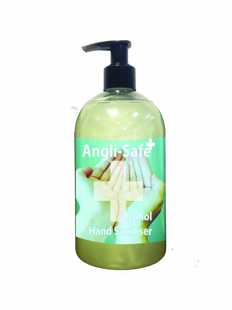 Alcohol Hand Sanitiser