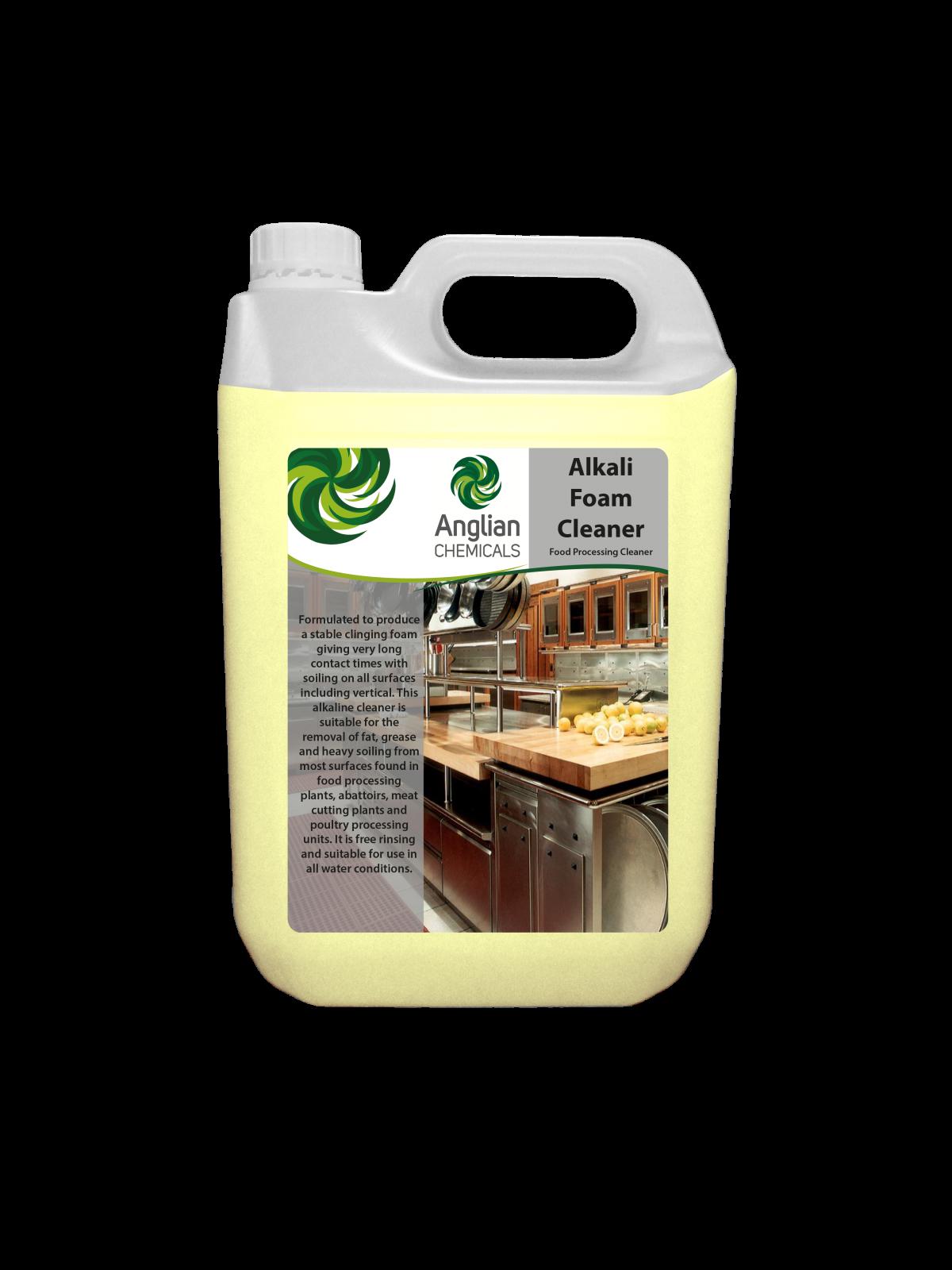 Alkali Foam Cleaner