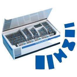 Assorted Blue Detectable Plasters