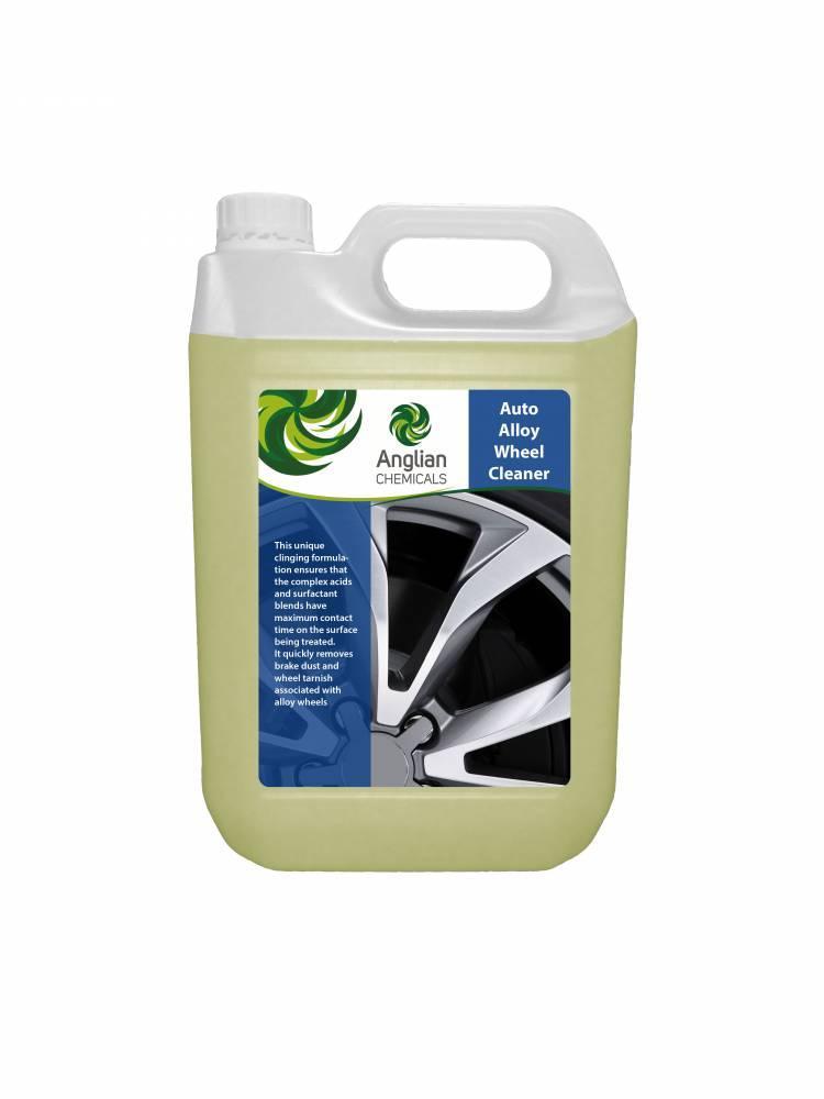 Auto Alloy wheel cleaner