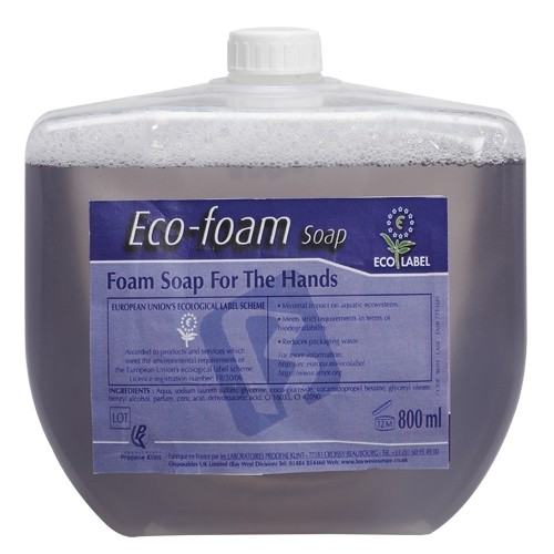 Bay West Eco Foam Soap