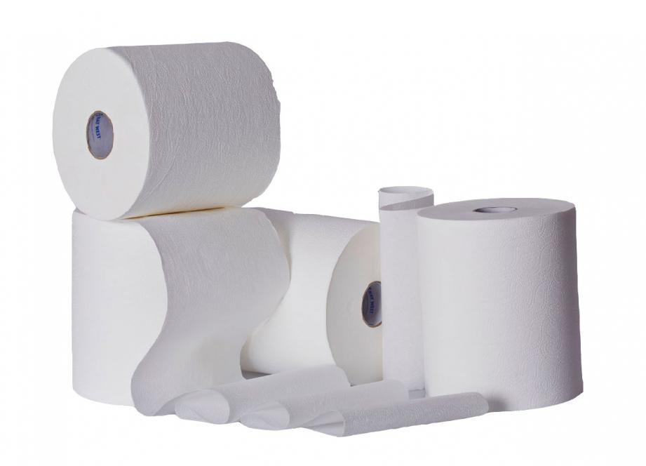Bay West Impressions 2 Ply Toilet Tissue