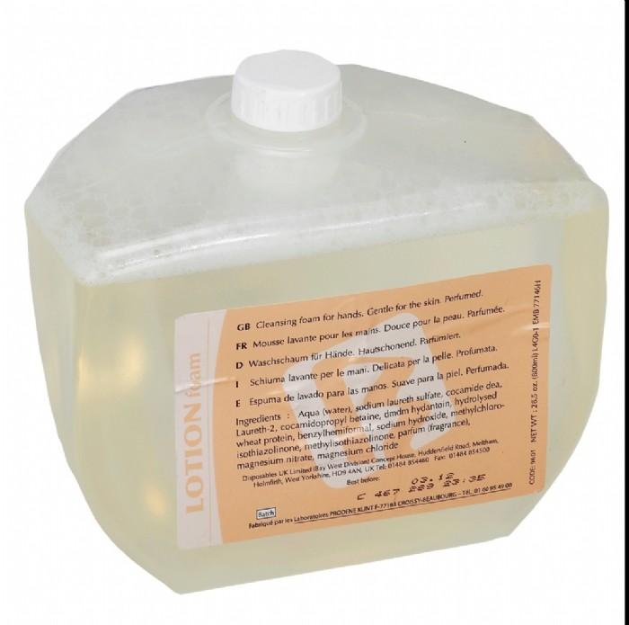 Bay West Lotion Foam Soap