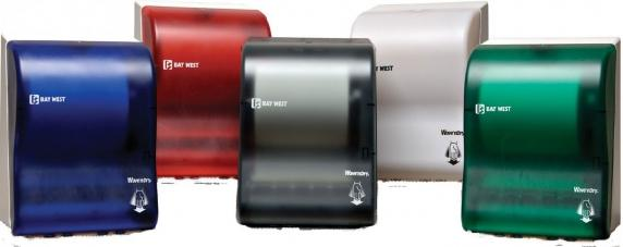 Bay West Optiserv Accent Hand Towel System