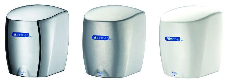 Bio Drier Biolite Hand Drier
