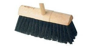 Black Polypropylene Brush