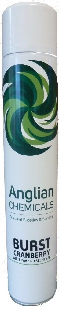 Burst - Cranberry Air & Fabric Freshener