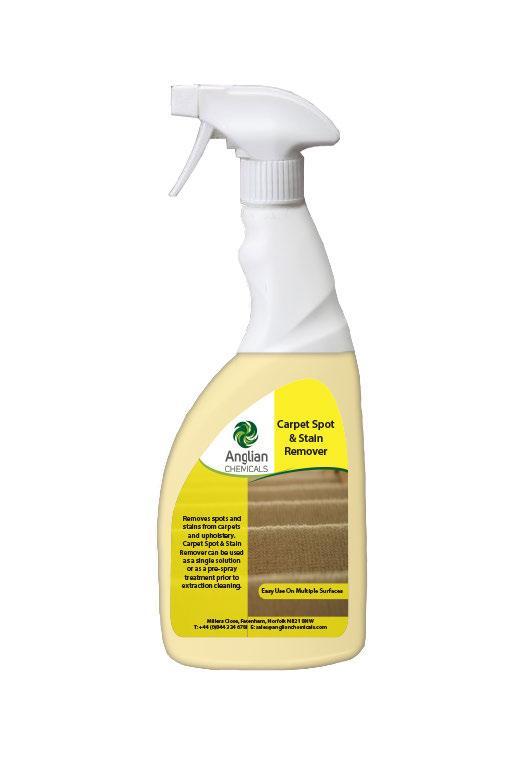 Carpet Spot & Stain Remover