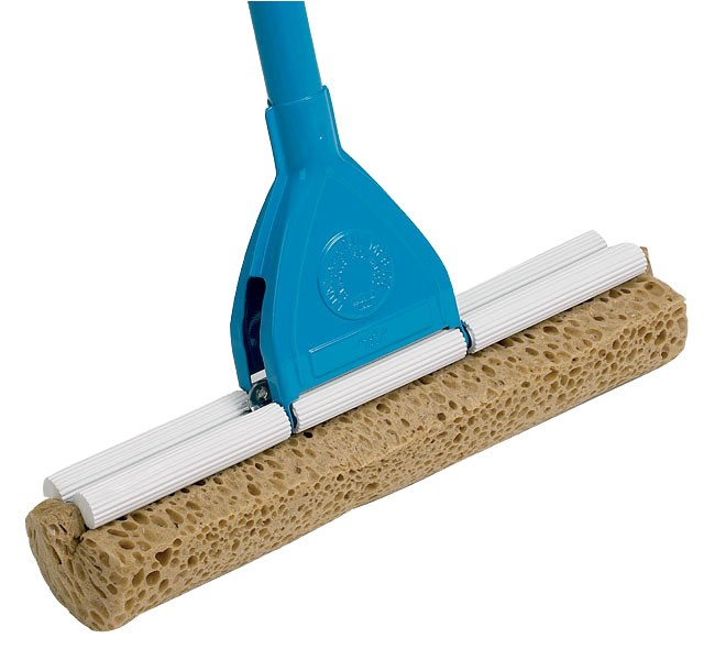 Cellulose Sponge Mop & Handle
