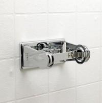 Chrome Single Toilet Roll Holder