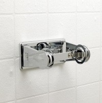 Chrome Single Toilet Roll Holder