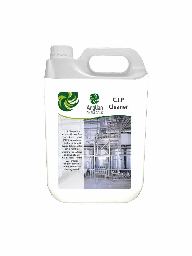Cip Cleaner Food Processing Detergents From Anglian Chemicals