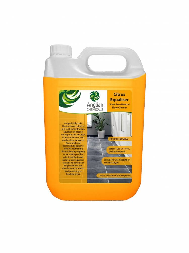Citrus Equaliser Neutral Rinse Free