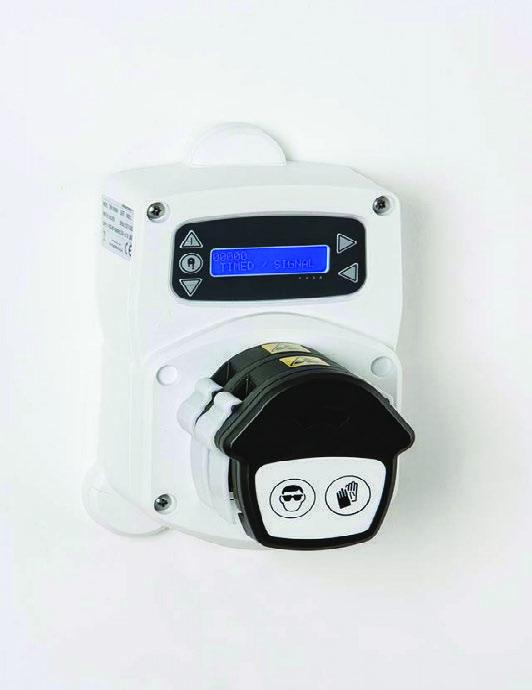 D1 - Commerical Dishwash Dosing Pump