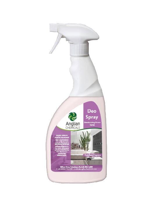 Deodorising Room Spray - Fresh Linen fragrance