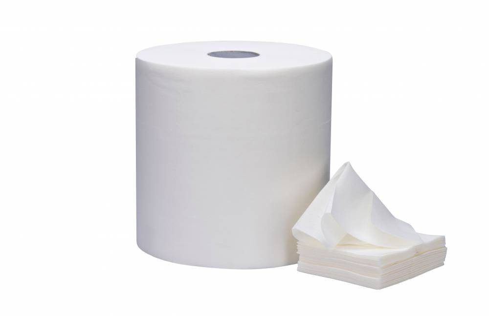 Dry Patient Wipes - Roll