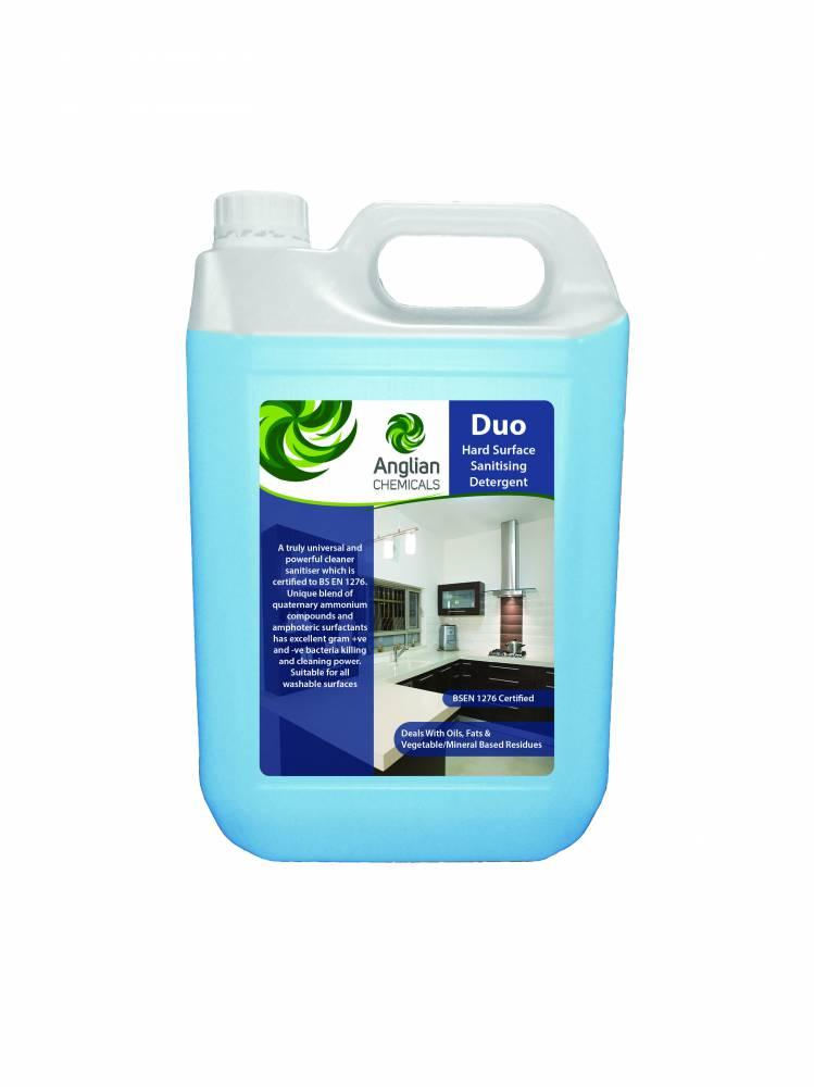 Duo - Universal Sanitiser Concentrate