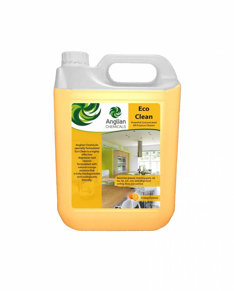 Eco-Clean Citrus cleaner / degreaser