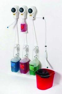 Ecoshot Chemical dosing system