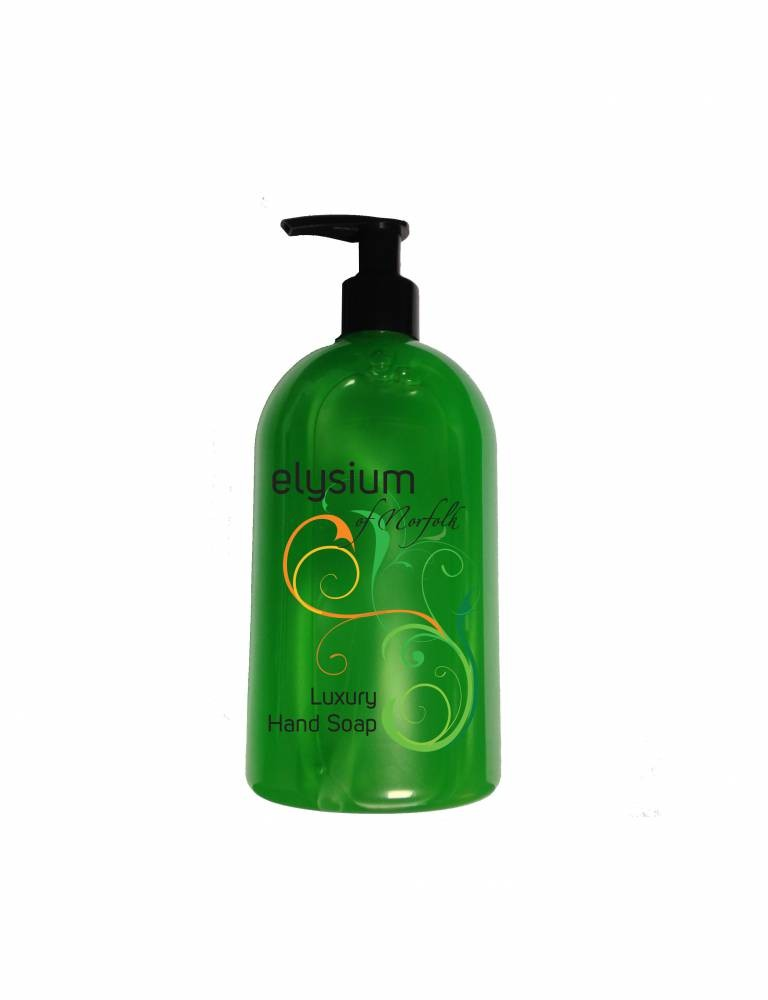 Elysium Lime & Mandarin Lotion Soap - 500ml