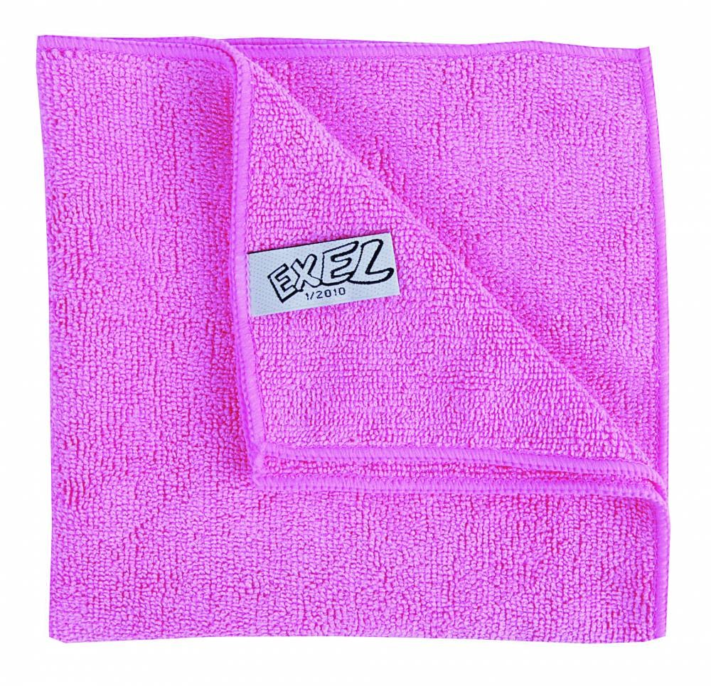 Excel Cloths Microfibre Cloth From Anglian Chemicals