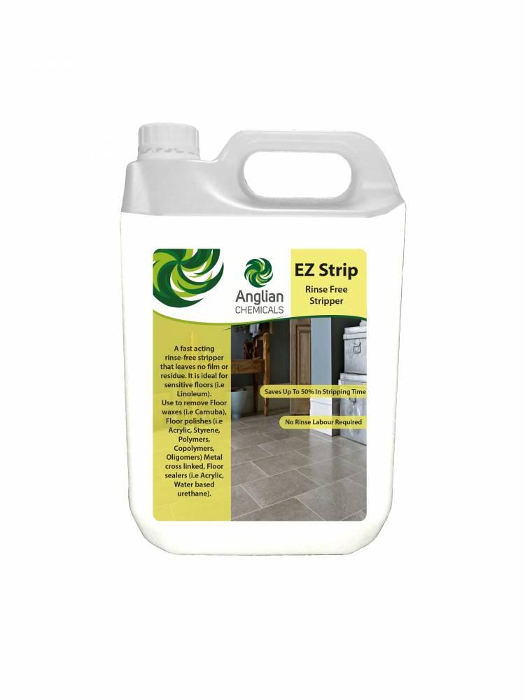 EZ Strip Rinse Free - 5 Litre