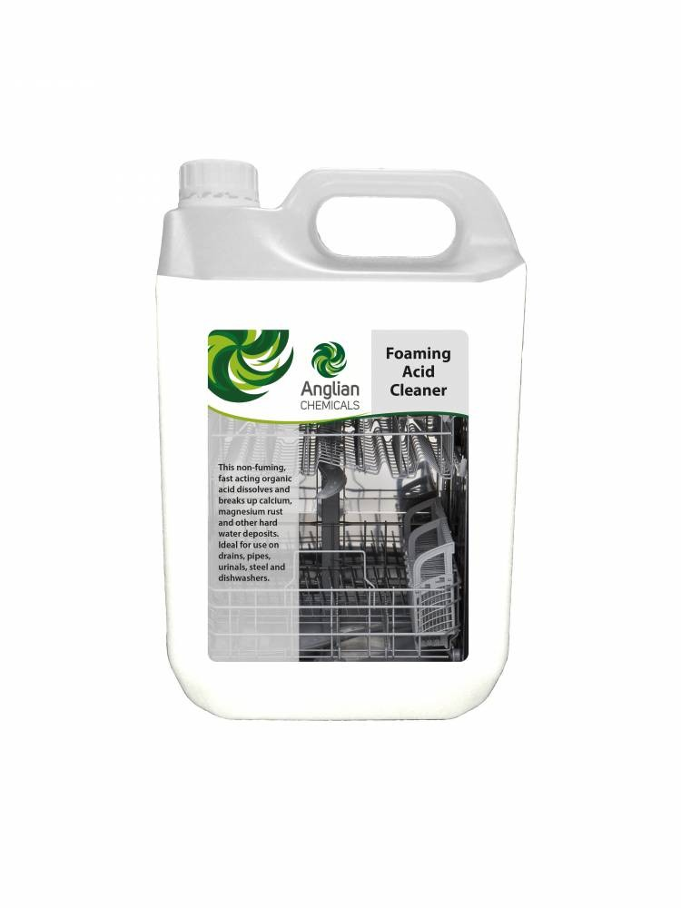 Foaming Acid Cleaner