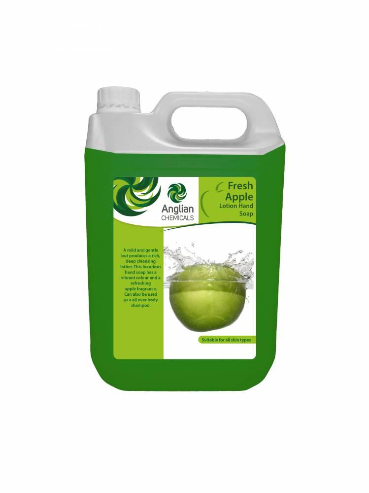 Fresh Apple Hand & Body Soap - 5 Litre