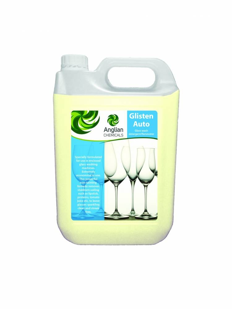 Glisten Auto Glass Wash Detergent