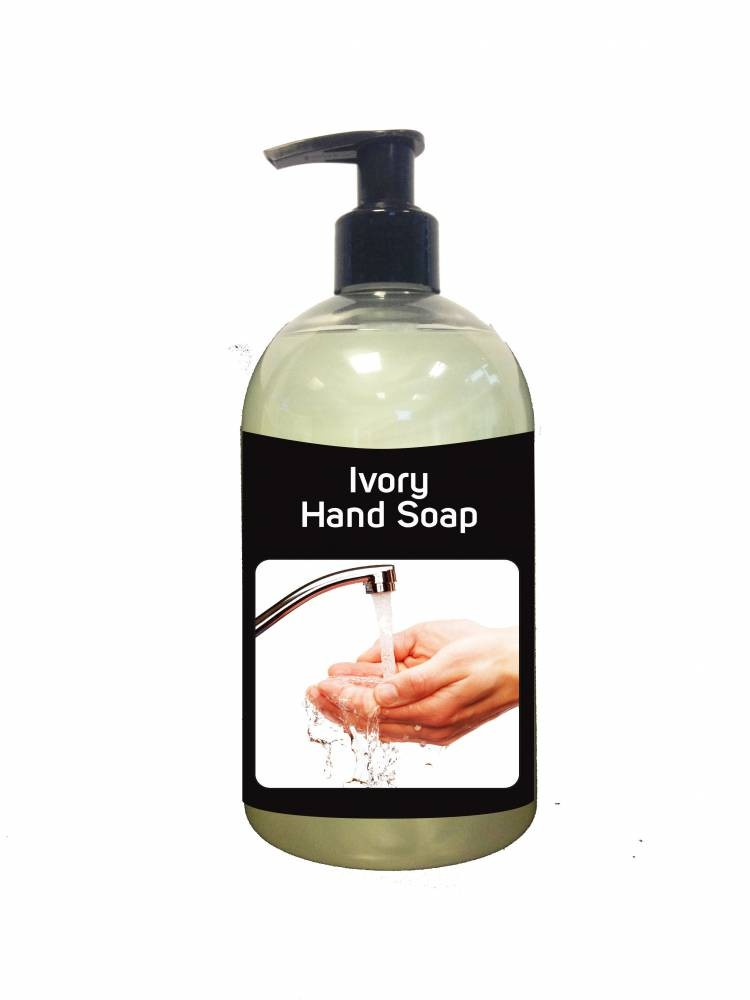 Ivory Luxury Hand & Body Soap - 500ml