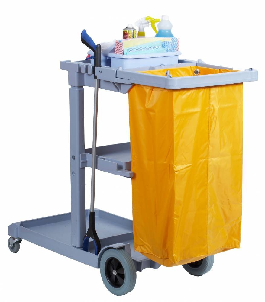 Jolly Trolley Cleaning Trolley From Anglian Chemicals