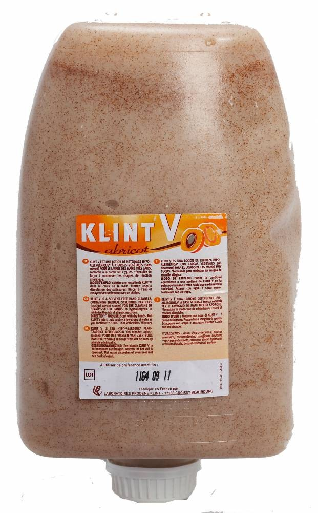 Klint V Heavy Duty Hand Cleaner - 2.5L