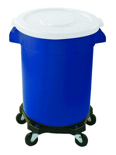 Lid for Round Wheeled Bin