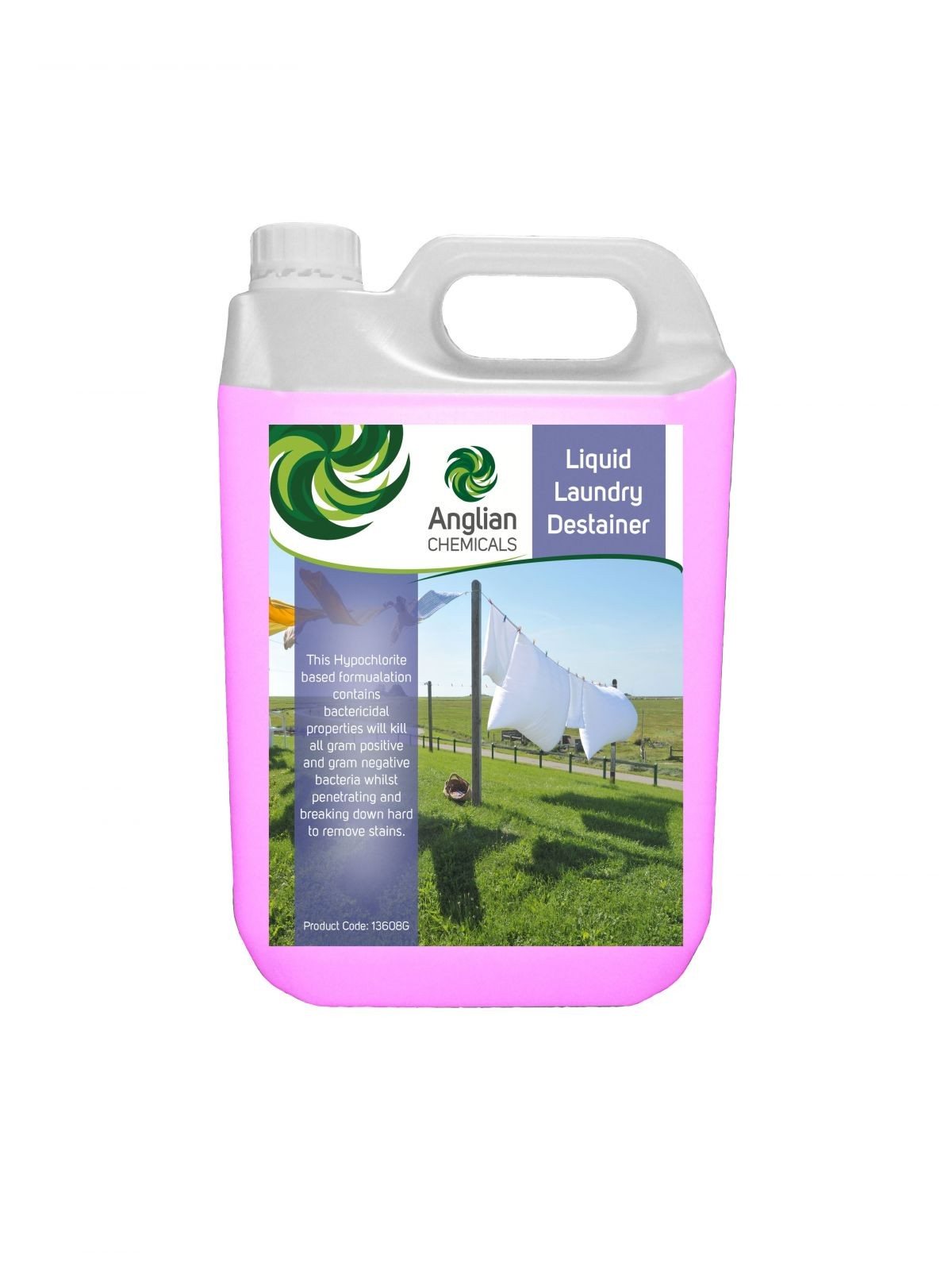 Liquid Laundry Destainer - 10 Litres