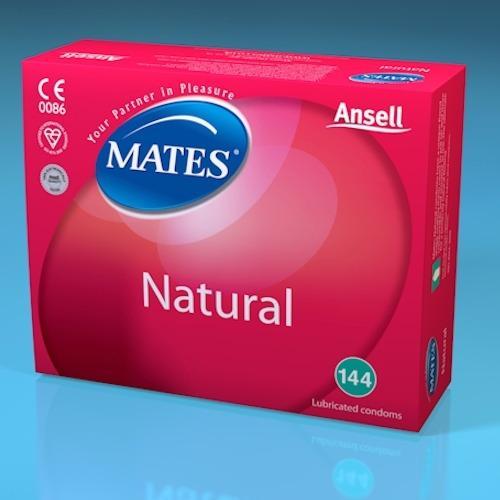 Mates Condoms 3 pack