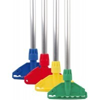 Metal Ketucky Mop Holder & Handle