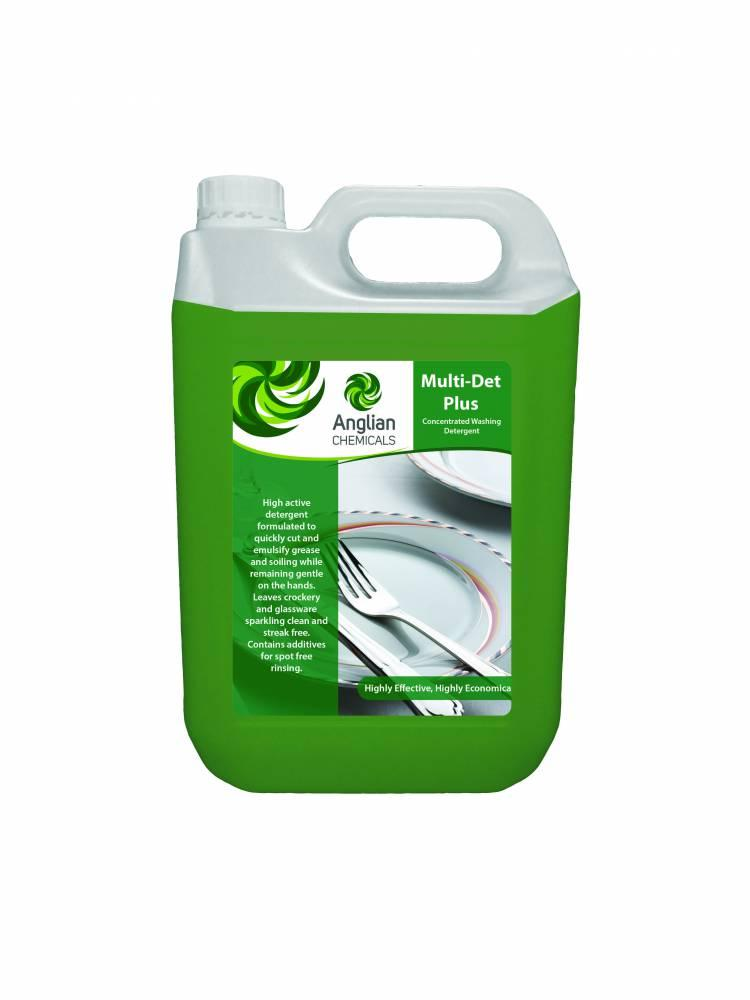 Multi Det Plus - Washing Up Liquid