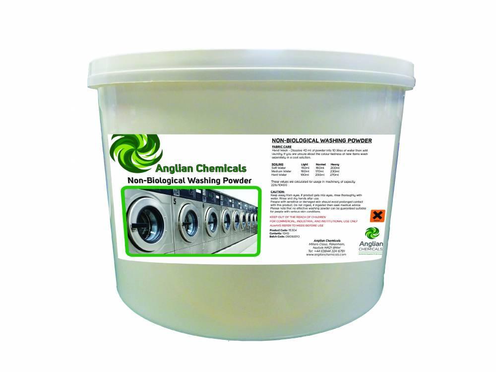 Non-Bio Washing Powder