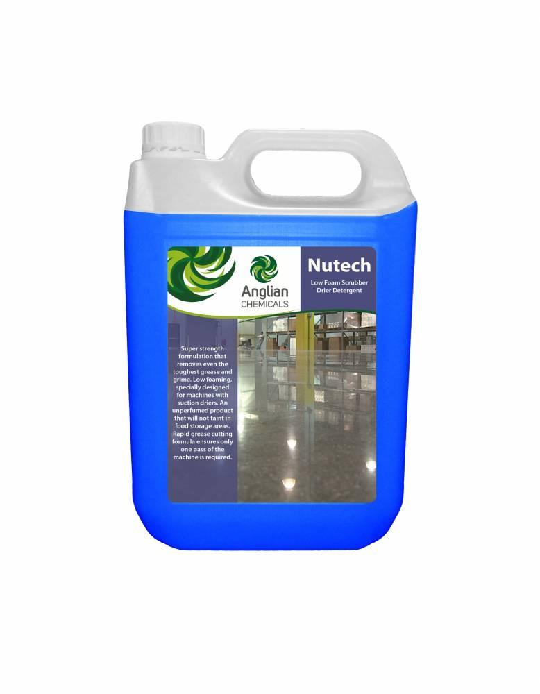Nutech Scrubber Drier Detergent