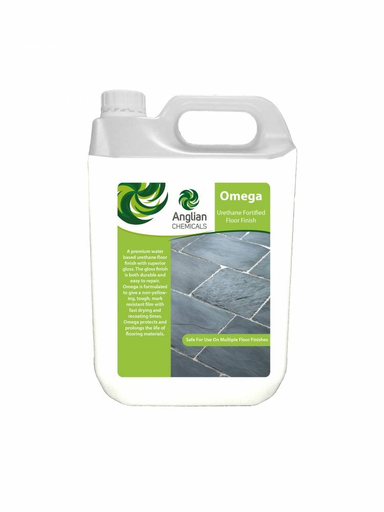 Omega Urethane Floor Finish