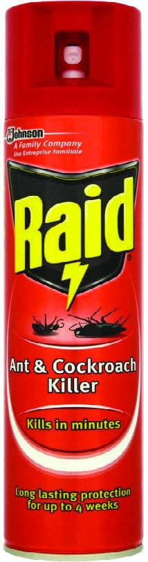 Raid Ant Cockroach Killer Ant Powder From Anglian Chemicals