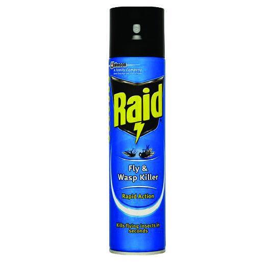 Raid Fly & Wasp Killer